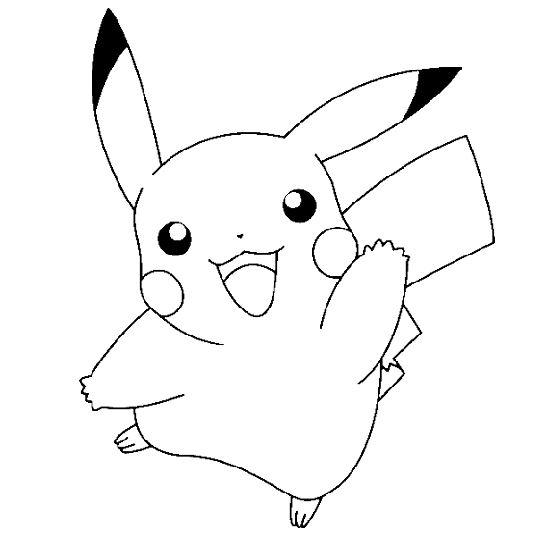 Coloriage pokemon gratuit en ligne jeu en plein cran et - Coloriage pikachu en ligne ...