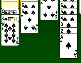 spider solitaire en francais gratuit en ligne jeu flash pc. Black Bedroom Furniture Sets. Home Design Ideas